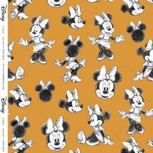 Bilde av Disney Jersey med Minnie Mouse Ochre