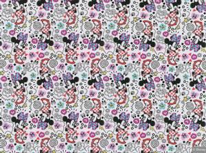 Bilde av Disney Jersey med Minnie Mouse Hvit