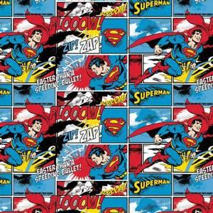 Bilde av Superman Stripe  Flanell